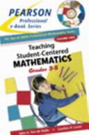 Teaching Student Centered Mathematics Vol 2 Book PDF