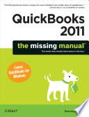 QuickBooks 2011  The Missing Manual