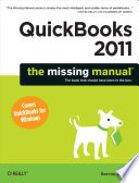 QuickBooks 2011: The Missing Manual