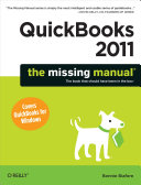 Pdf QuickBooks 2011: The Missing Manual Telecharger