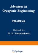 Advances in Cryogenic Engineering [Pdf/ePub] eBook