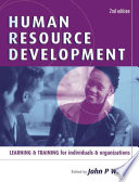 """""""Human Resource Development: Learning & Training for Individuals & Organizations"""" by John P. Wilson"""