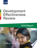 Development Effectiveness Review 2012 Report