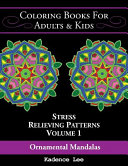Coloring Books for Adults   Kids