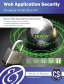 Web Application Security Complete Certification Kit   Core Series for It Book