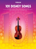 Pdf 101 Disney Songs for Violin Telecharger