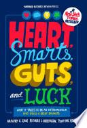 Heart, Smarts, Guts, and Luck Pdf/ePub eBook