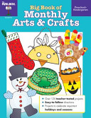 Big Book of Monthly Arts and Crafts