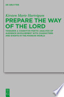 Prepare the Way of the Lord