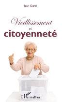 Pdf Vieillissement et citoyenneté Telecharger