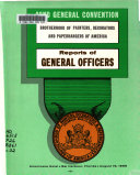 Reports of General Officers to the     General Assembly of the Brotherhood of Painters  Decorators and Paperhangers of America