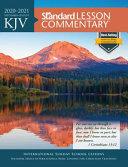 KJV Standard Lesson Commentary(r) 2020-2021