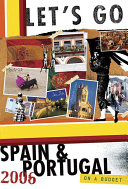 Let's Go 2006 Spain & Portugal