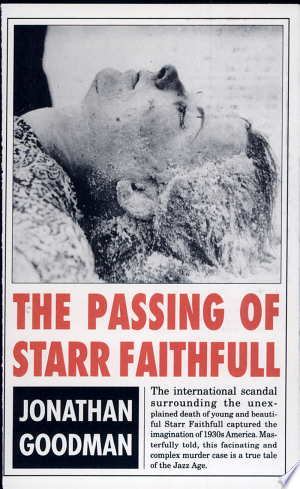 Download The Passing of Starr Faithfull Free Books - Dlebooks.net