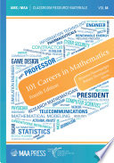 101 Careers in Mathematics: Fourth Edition