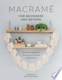 Macramé for Modern Living