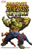 Pdf Marvel Zombies Return Telecharger