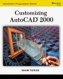 Customizing AutoCAD 2000