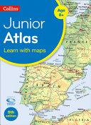 Collins Junior Atlas  Collins Primary Atlases