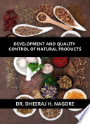 Development And Quality Control Of Natural Products