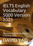 IELTS English Vocabulary 5000 Version 2021