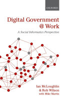 Digital Government at Work