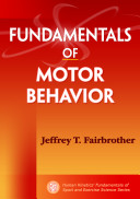 Fundamentals of Motor Behavior Book