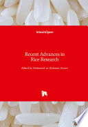 Recent Advances in Rice Research