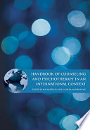 Handbook of Counseling and Psychotherapy in an International Context Book