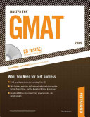 Peterson S Master The Gmat 2009