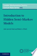 Introduction to Hidden Semi Markov Models