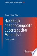 Handbook of Nanocomposite Supercapacitor Materials I