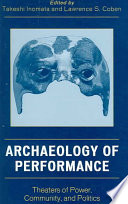 Archaeology of Performance