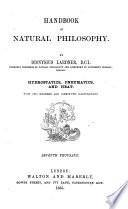 Handbook of Natural Philosophy by Dionysius Lardner Book