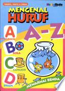 Mengenal Huruf A - Z (Mewarnai Benda)