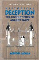 Historical Deception Pdf