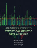 An Introduction to Statistical Genetic Data Analysis Pdf/ePub eBook
