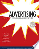 Cover of Advertising: Principles and Practice
