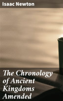 Pdf The Chronology of Ancient Kingdoms Amended Telecharger