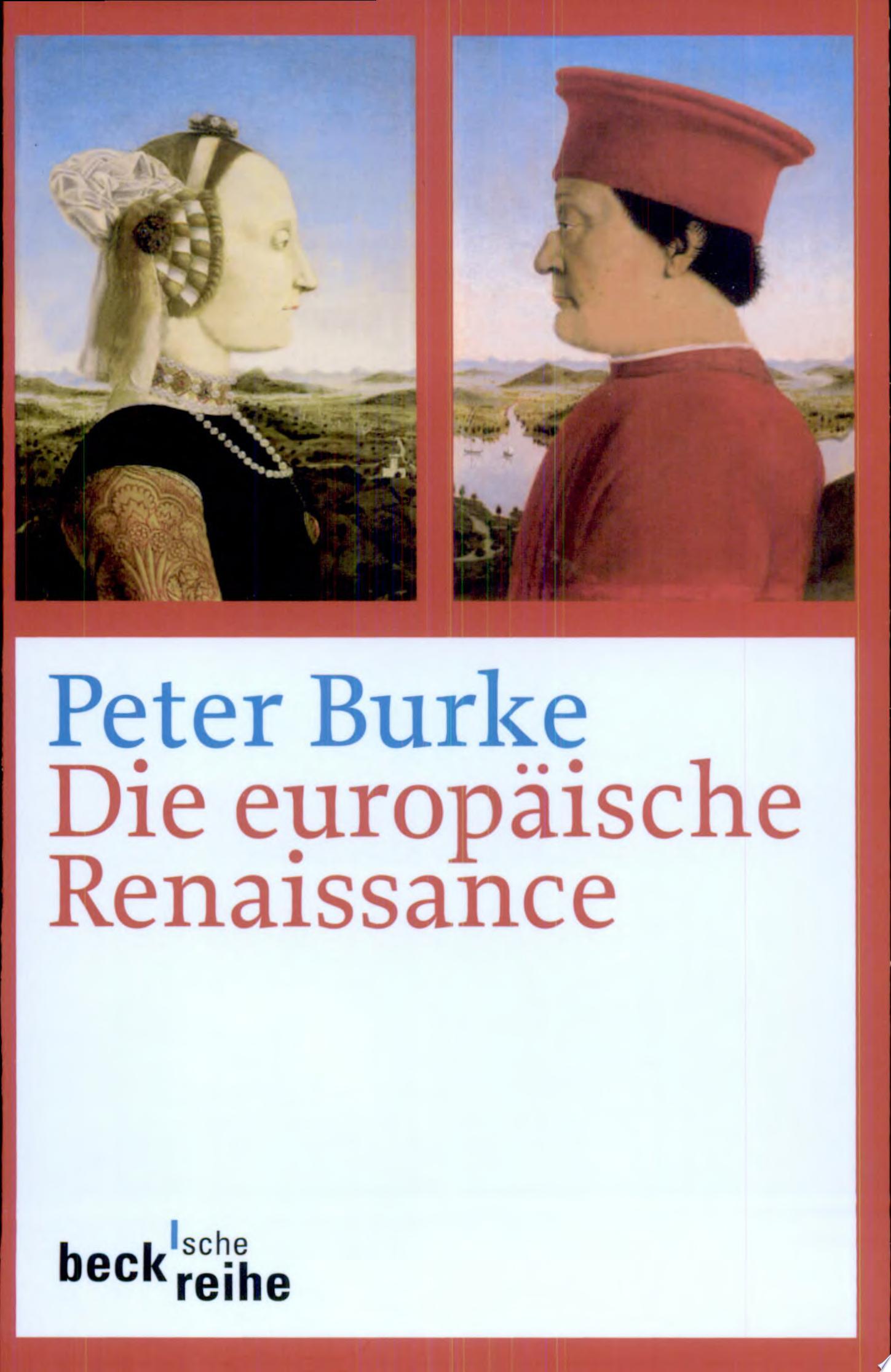 Die europ  ische Renaissance