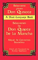 Selecciones de Don Quijote de la Mancha