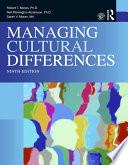 """""""Managing Cultural Differences"""" by Robert T. Moran, Neil Remington Abramson, Sarah V. Moran"""