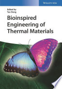 Bioinspired Engineering of Thermal Materials