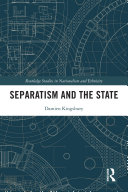 Separatism and the State Pdf/ePub eBook
