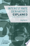 Interest Rate Derivatives Explained Book PDF