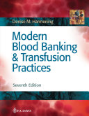 Cover of Modern Blood Banking & Transfusion Practices