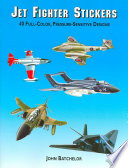 Jet Fighter Stickers Book PDF