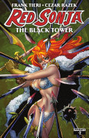 Red Sonja  The Black Tower  2