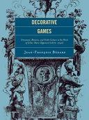 Decorative Games