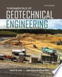 Fundamentals of Geotechnical Engineering Book